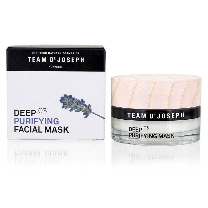 mask masker purify vette onzuivere acne huid vegan puur