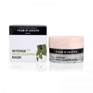 calming mask masker vegan puur natuurlijk gevoelige huid