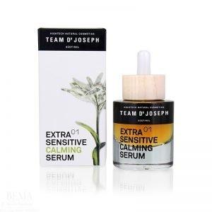 calming serum roodheid rosacea oplossingkalmerend team dr. joseph puur vegan