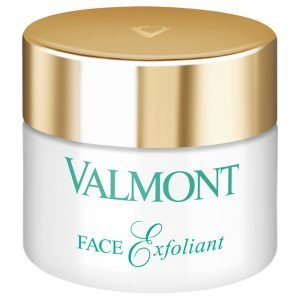 face scrub valmont huid